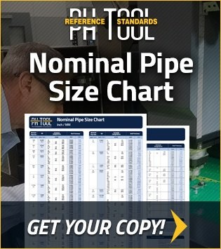 Click to Download Your Nominal Pipe Size Chart